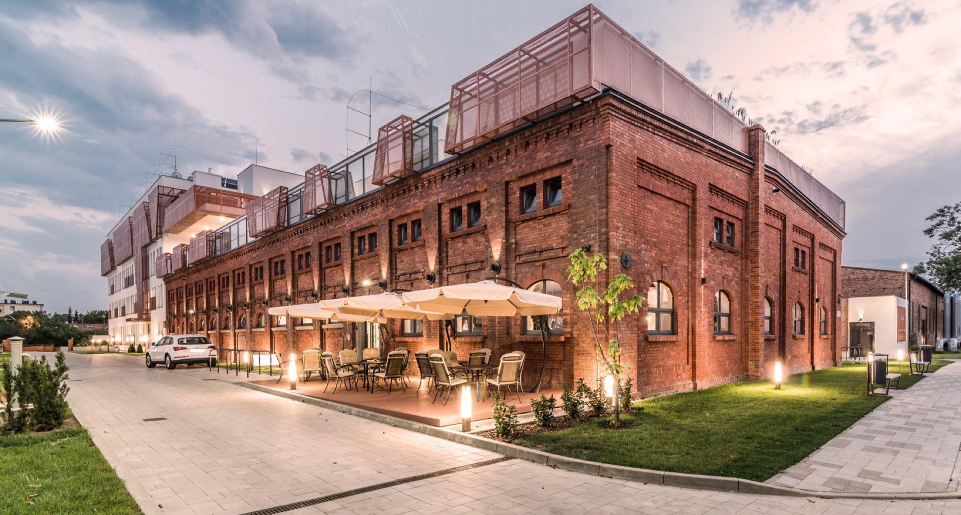 Hotel Leszno Hotel Restauracja Antonińska