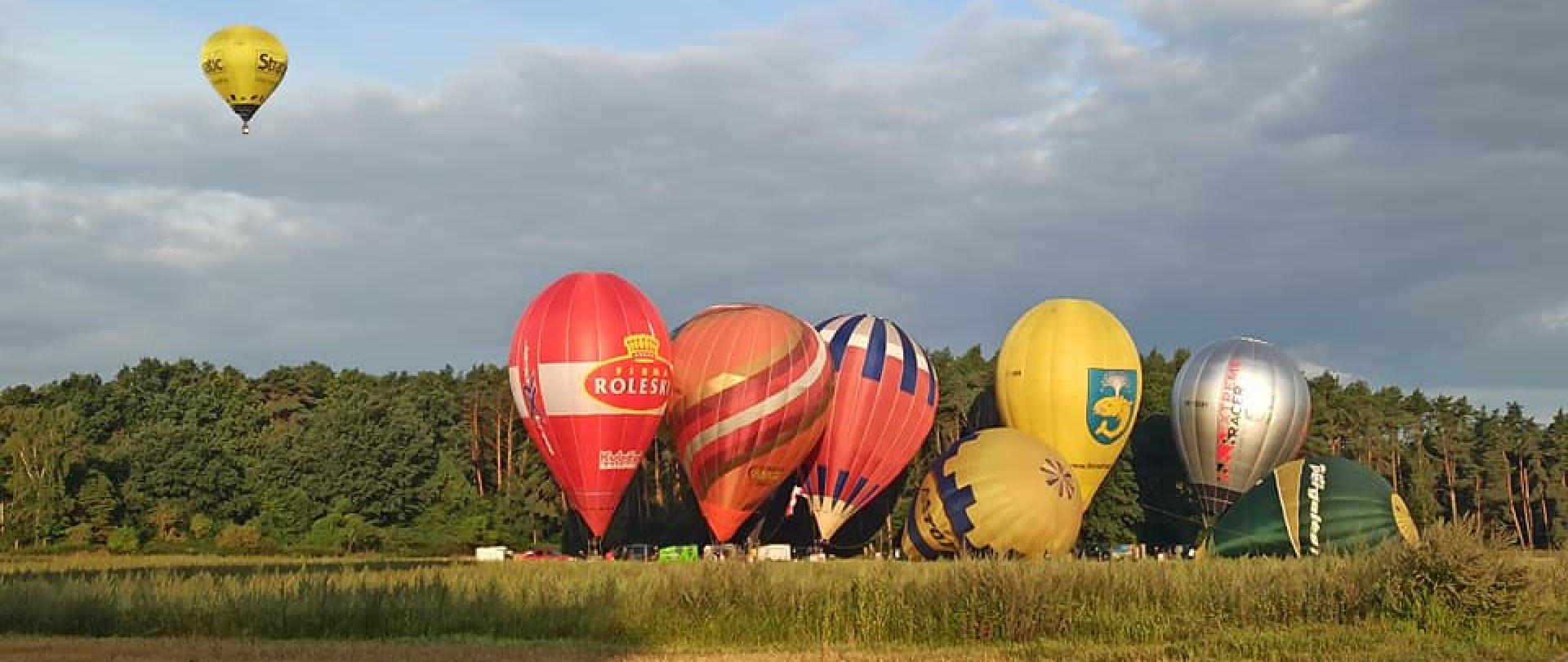 5 Balonowe Mistrzostwa Świata Juniorów w Lesznie wystartowały!