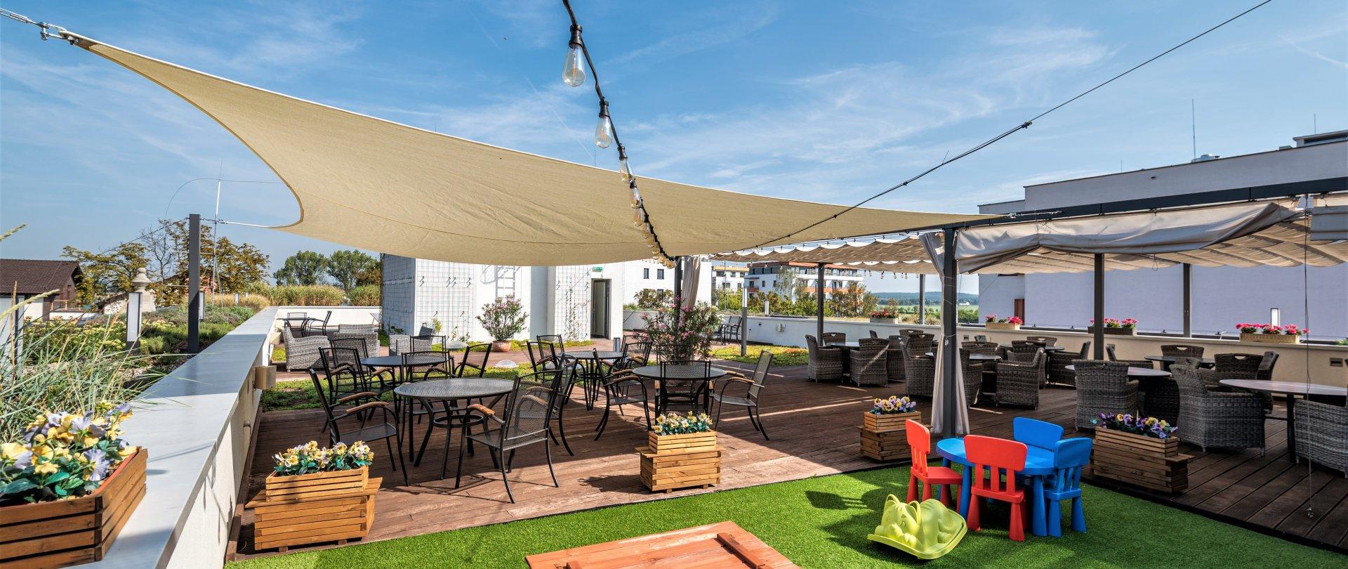 15 maja rozpoczynamy sezon na Tarasie na Dachu!