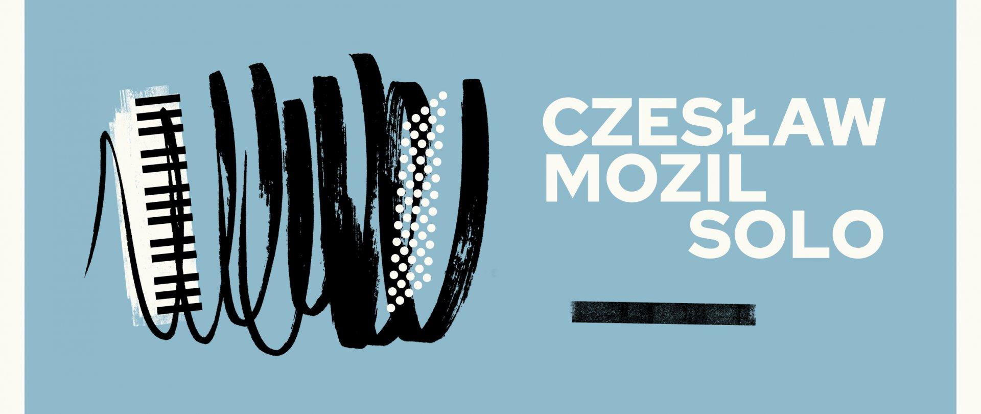 Czesław Mozil w Antonińskiej