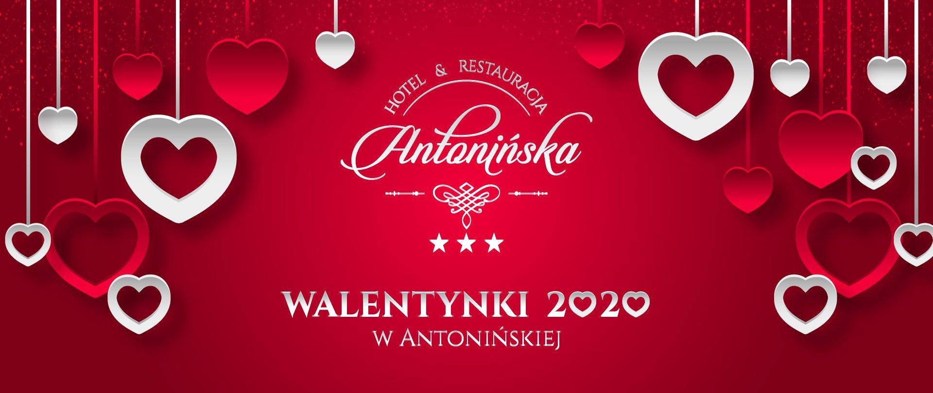 Walentynki 2020 w Antonińskiej