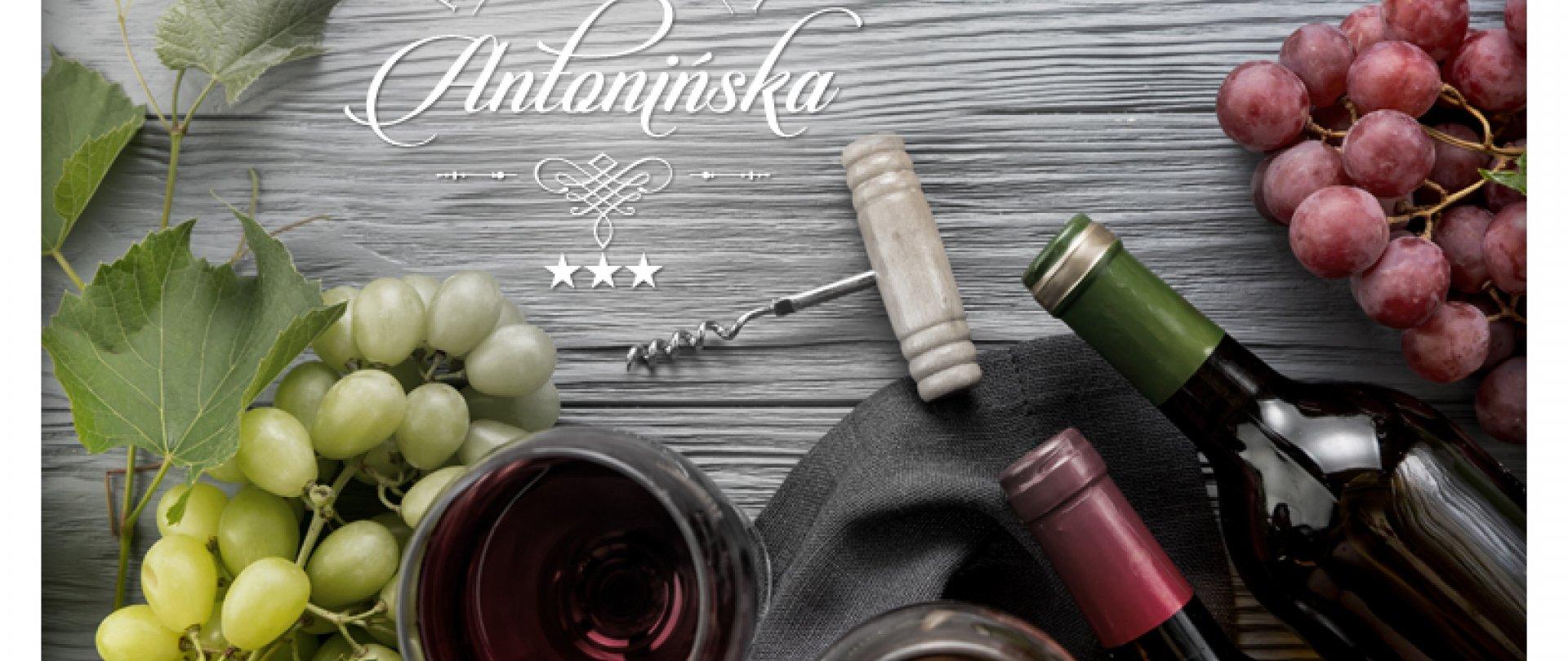 Kolacja połączona z degustacją win z dolnośląskiej Winnicy Jadwiga
