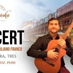 Zaległy, urodzinowy koncert duetu Hector Bravo & Emiliano Franco!