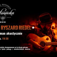Tribute to Ryszard Riedel - Szczęsny & Herman akystycznie