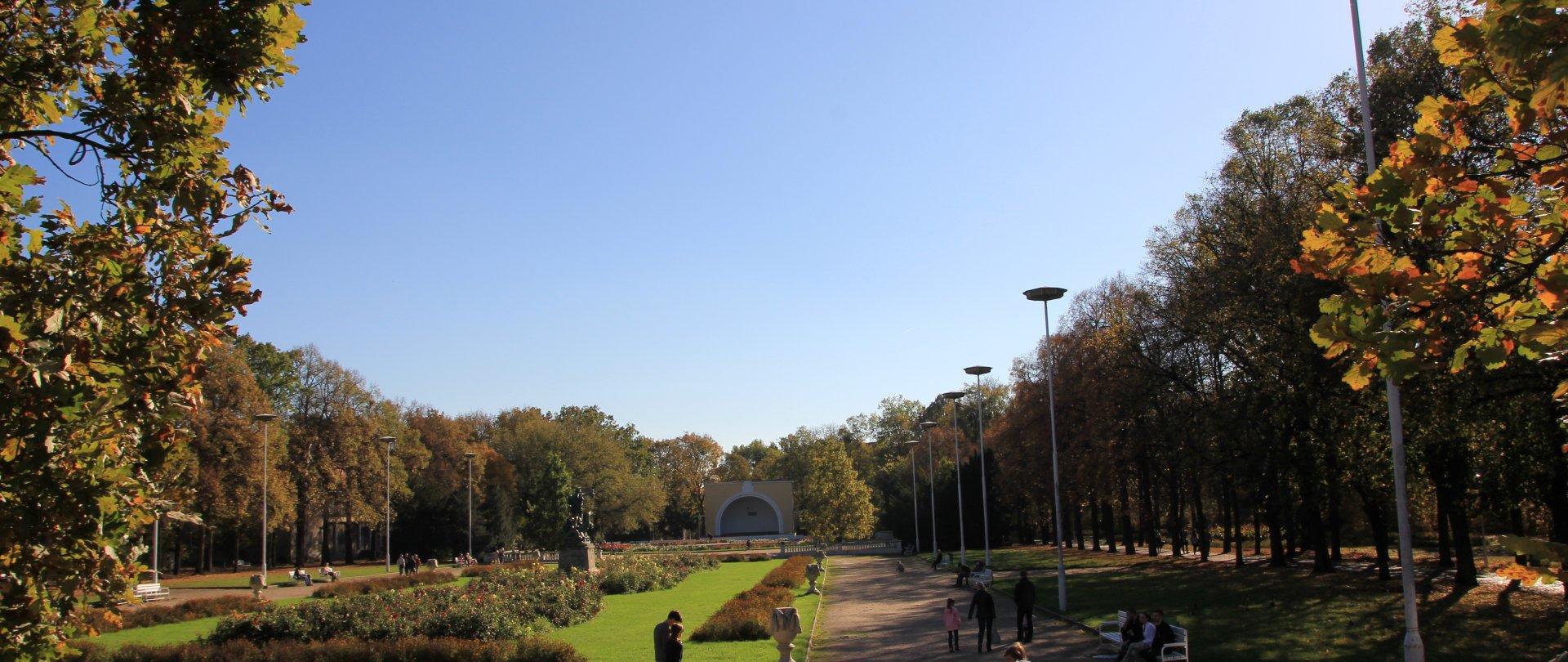 Park Wilsona (150m)