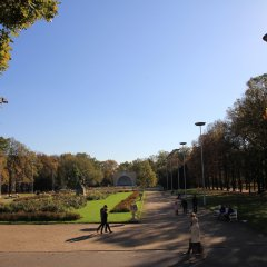 Wilson Park (150m)