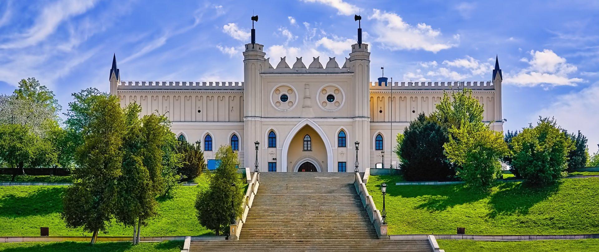 Arche Lublin, Lublin