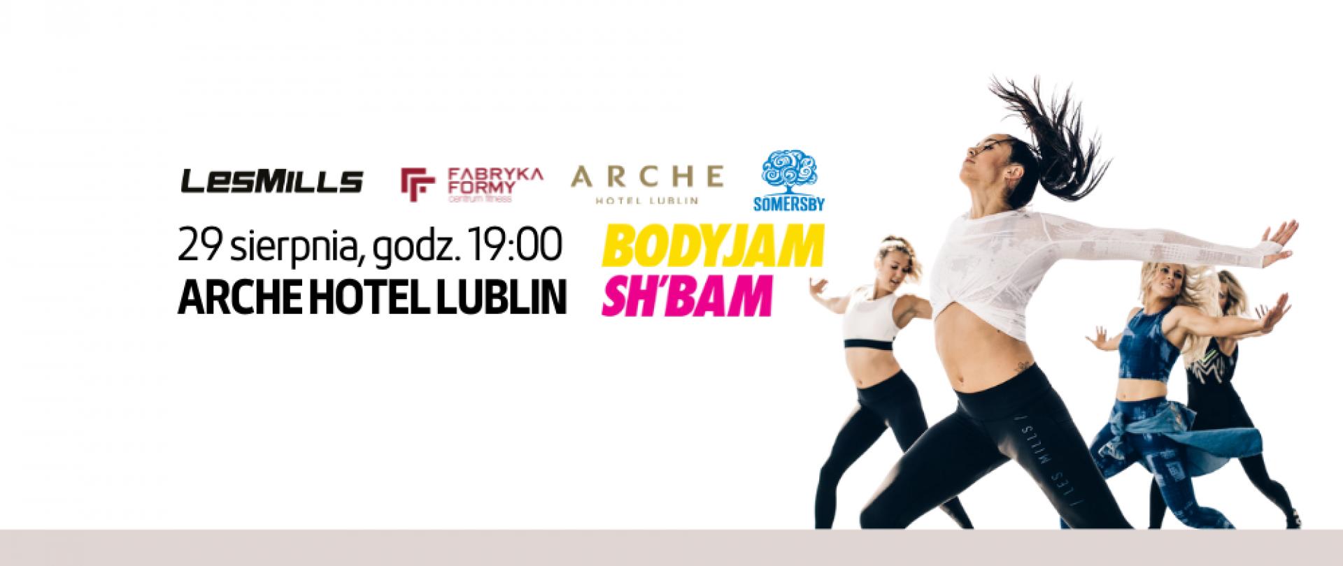 LesMills Dance Night w Arche Hotel Lublin