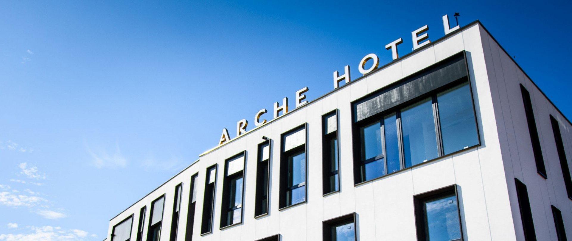 Uroczyste otwarcie Arche Hotelu Lublin