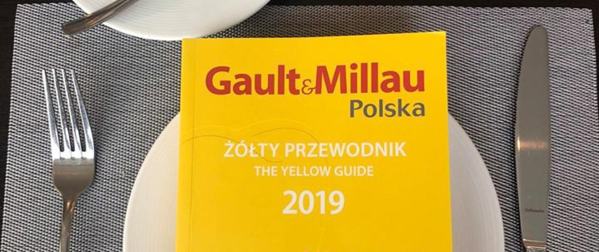 Restauracja Hotelu Bacówka Radawa & SPA**** w Żółtym Przewodniku!