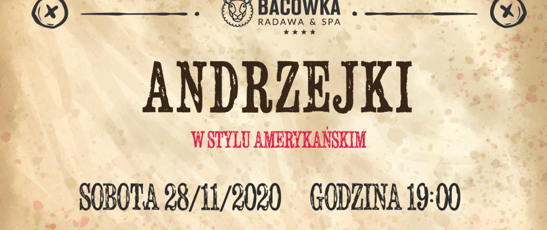 Andrzejki w Bacówce!