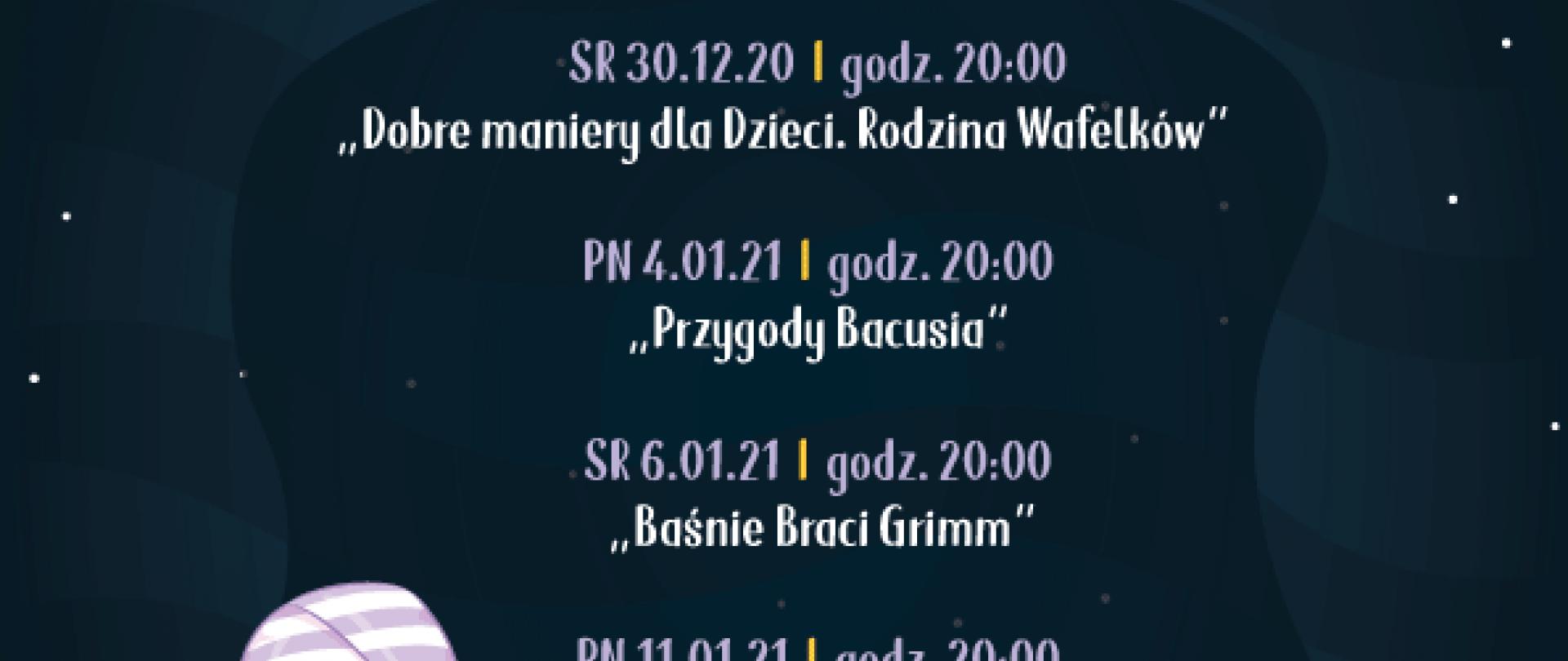 Ferie z Bacówką online!
