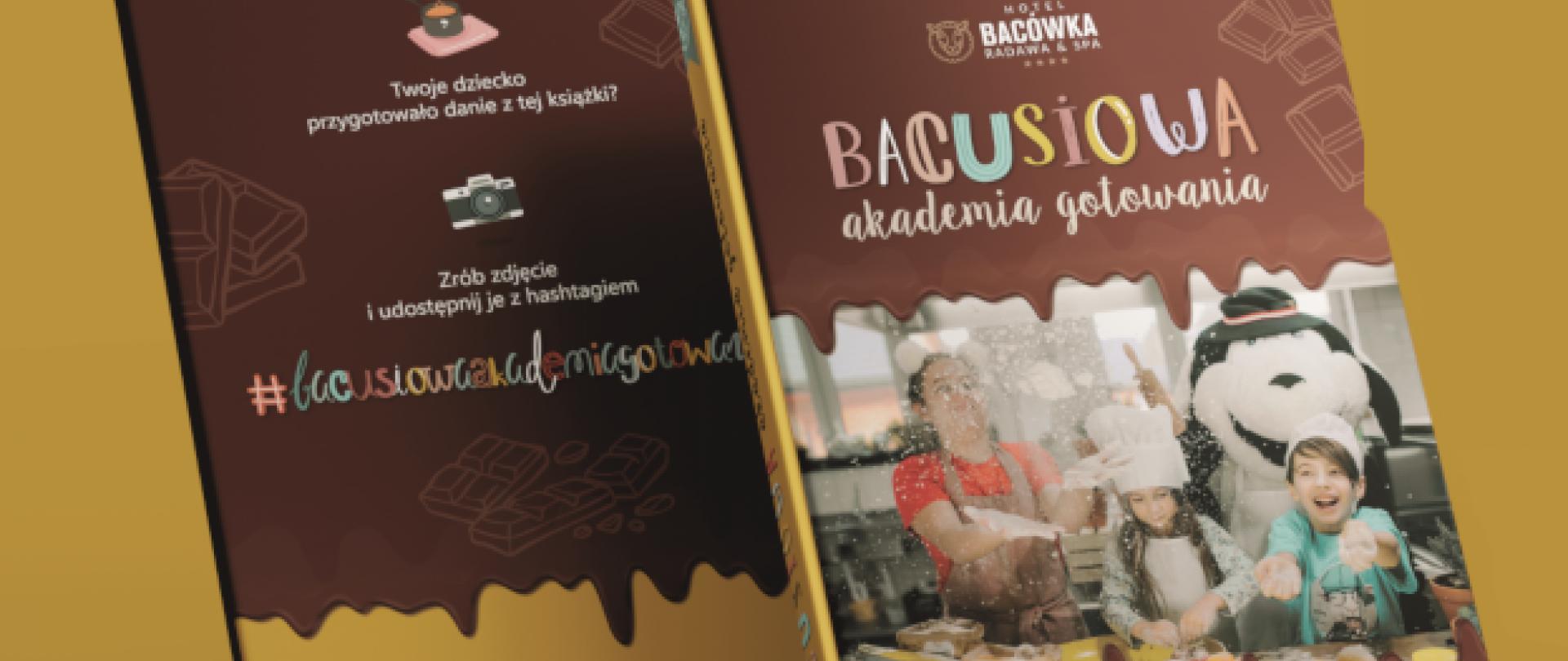 Bacusiowa Akademia Gotowania - książka kucharska już do kupienia!
