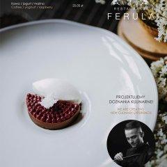 Nowa wiosenno-letnia karta Feruli zachwyca smakiem!