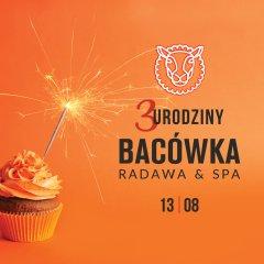 Wspaniała impreza z okazji 3 urodzin Bacówki!