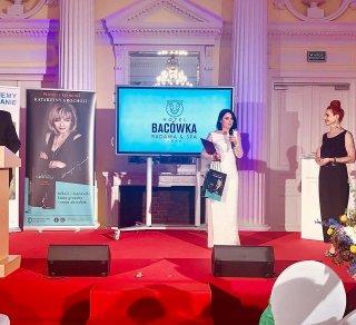 Właścicielka hotelu Bacówka Radawa & SPA pośród 50 wypływowych kobiet biznesu!