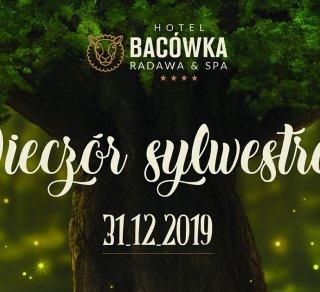 Wieczór sylwestrowy w Bacówce