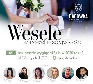 Wesele w nowej rzeczywistości. Jak będzie wyglądał ślub w 2020 roku?
