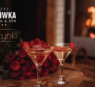 Walentynki w Hotelu Bacówka Radawa & SPA****