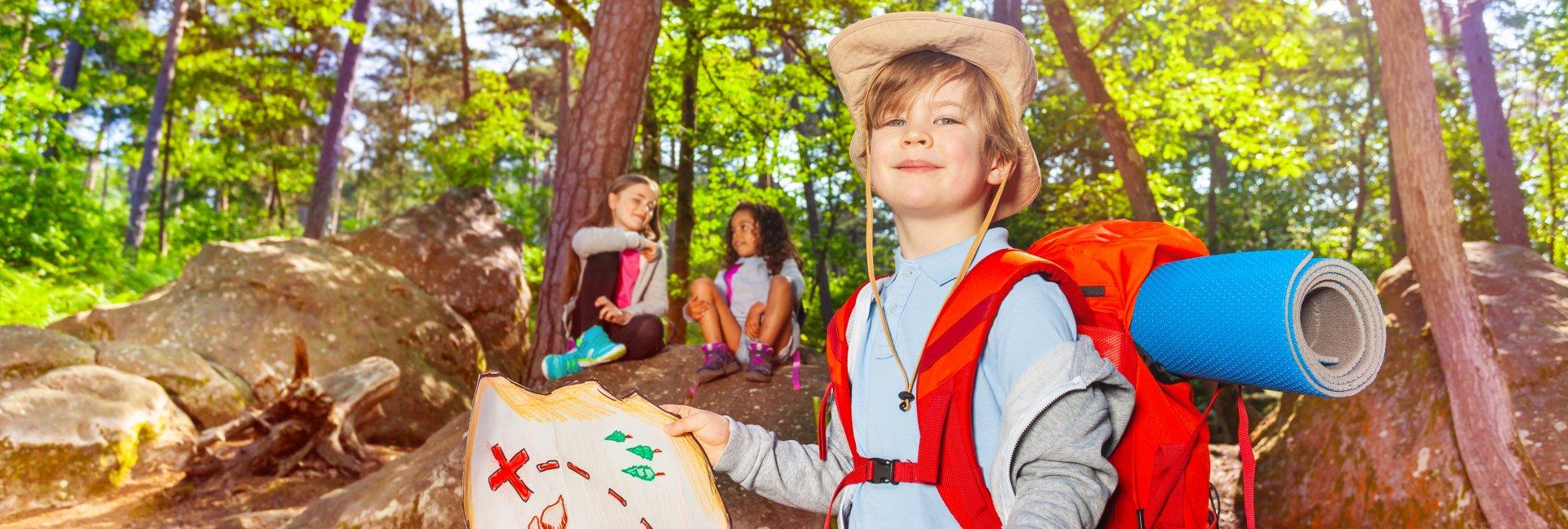 Poszukiwanie skarbów; zajęcia kreatywne; kino dla dzieci; koncert muzyki na żywo