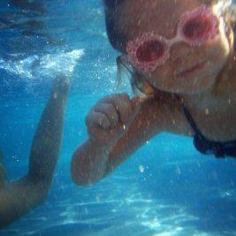 Zajęcia w wodzie dla dzieci