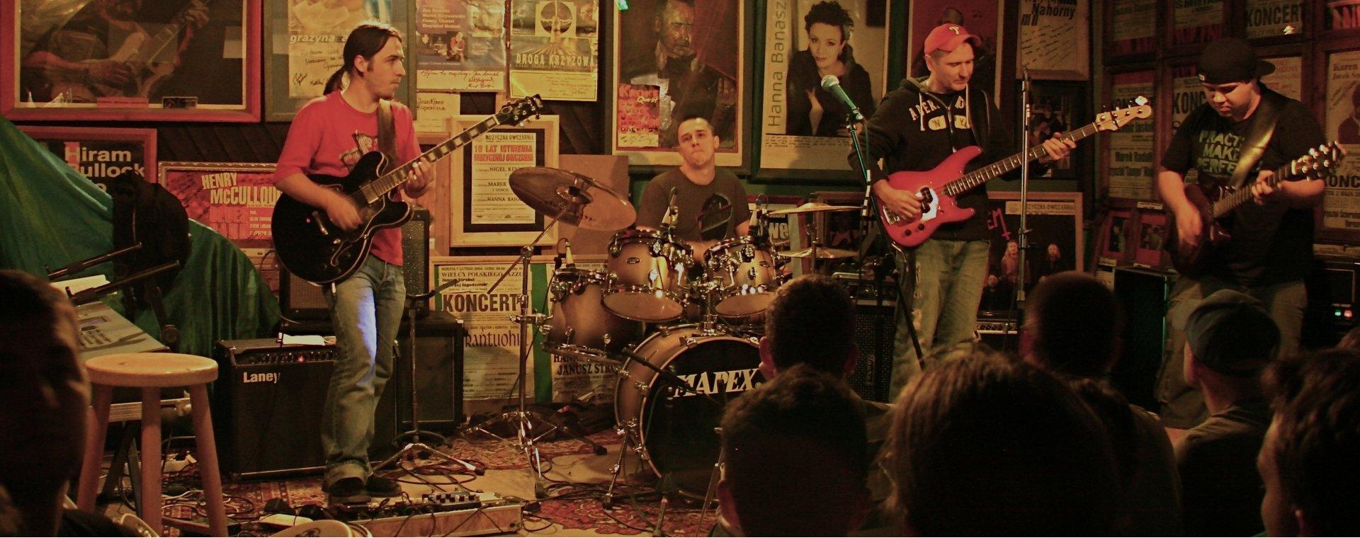 Muzyczna Owczarnia live music club