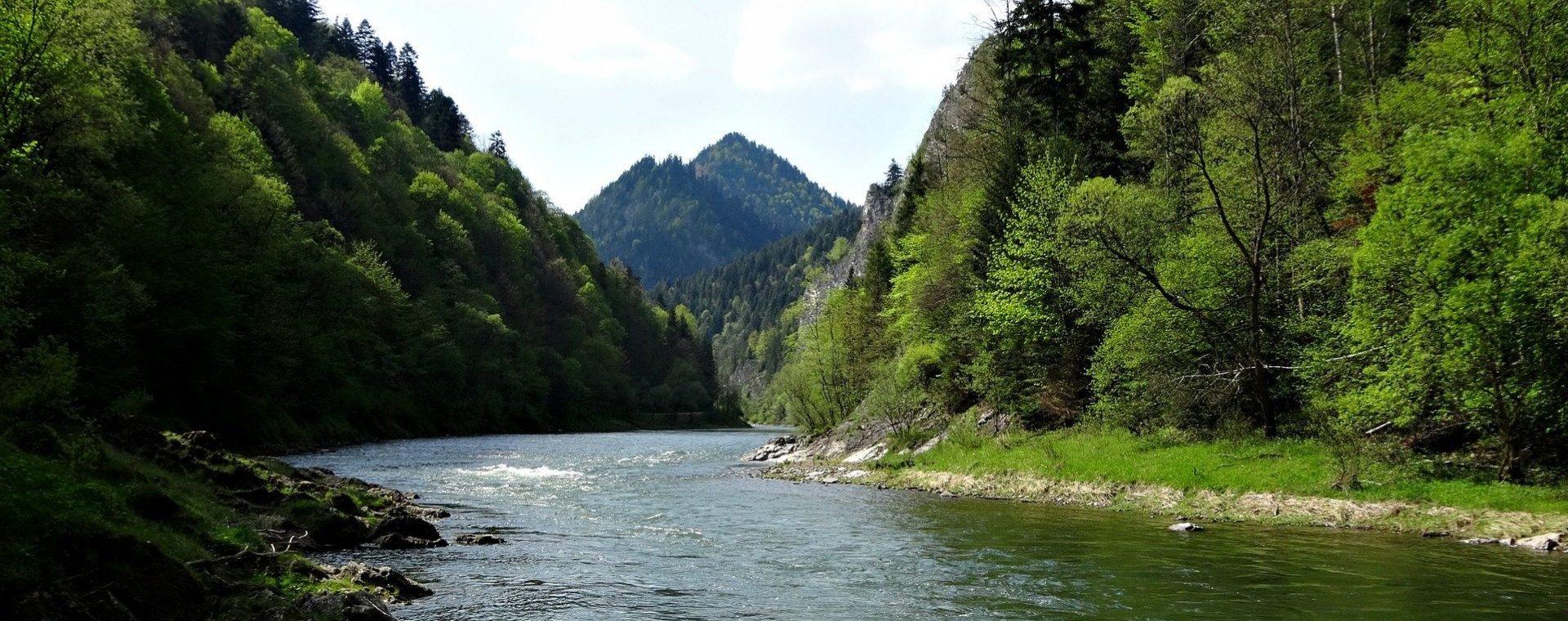 Dunajec rafting - traditional