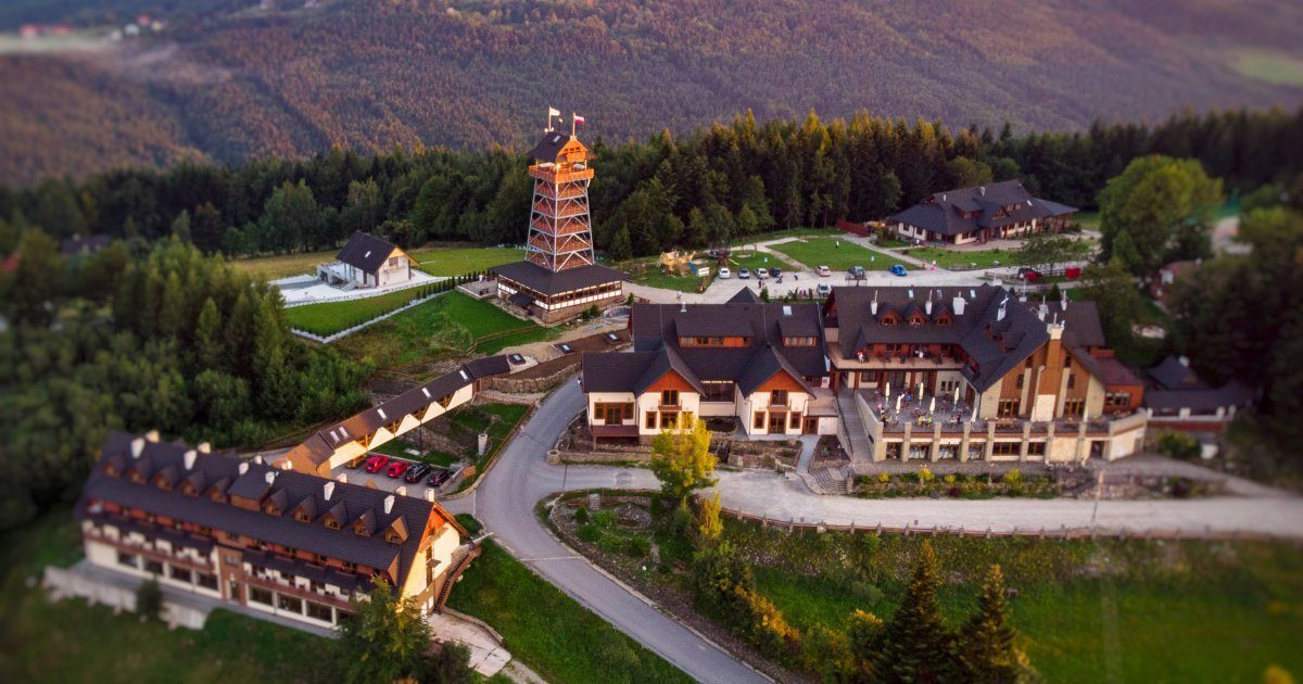 Hotel Beskidzki Raj*** Wellness & SPA