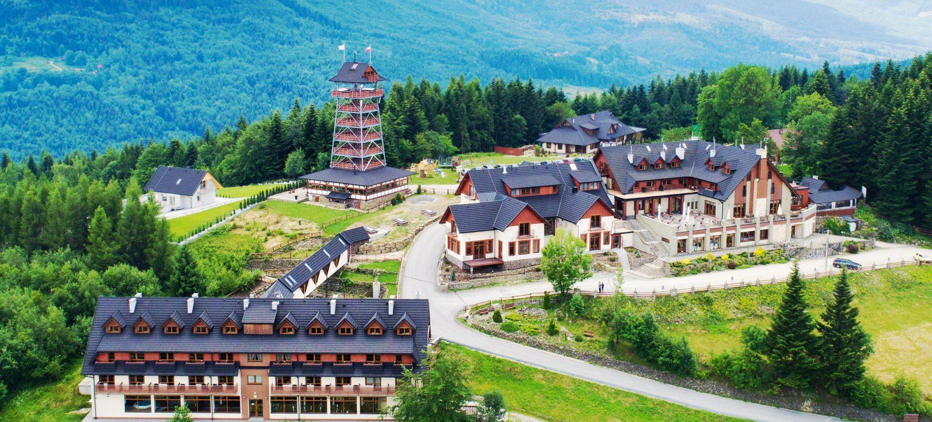 Hotel*** Beskidzki Raj, Stryszawa, Zawoja