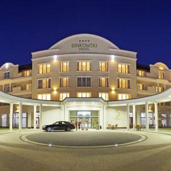 Warto wybrać ten Hotel