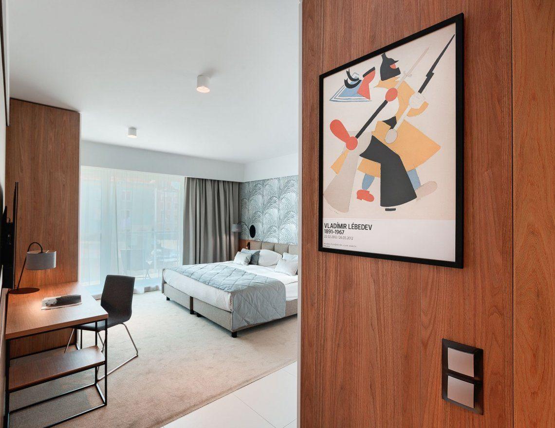 City Apartments –  Marii Ludwiki 7