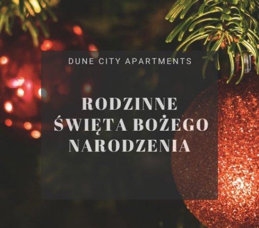 Kameralne Święta Bożego Narodzenia w Dune City Apartments