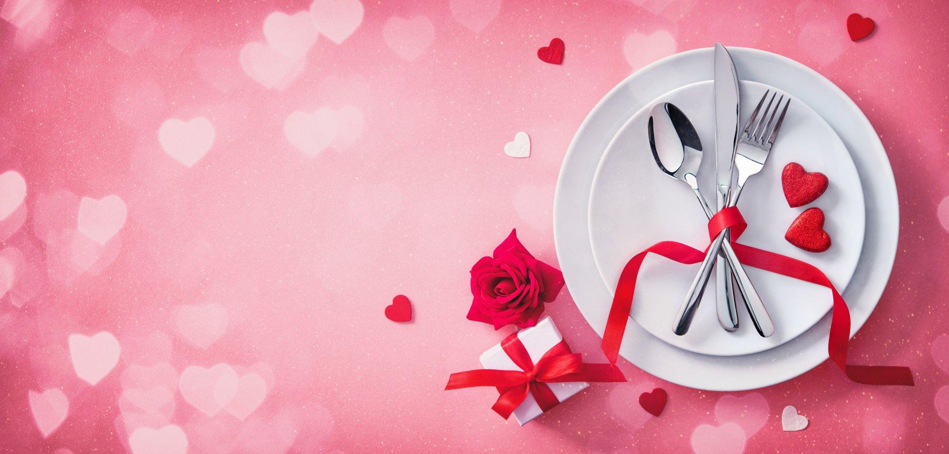 Walentynki w restauracji Gościniec