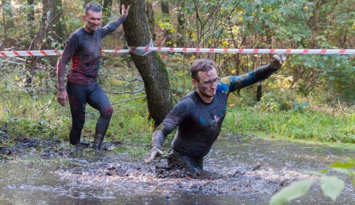 Mud Max 12 km + 40 przeszkód