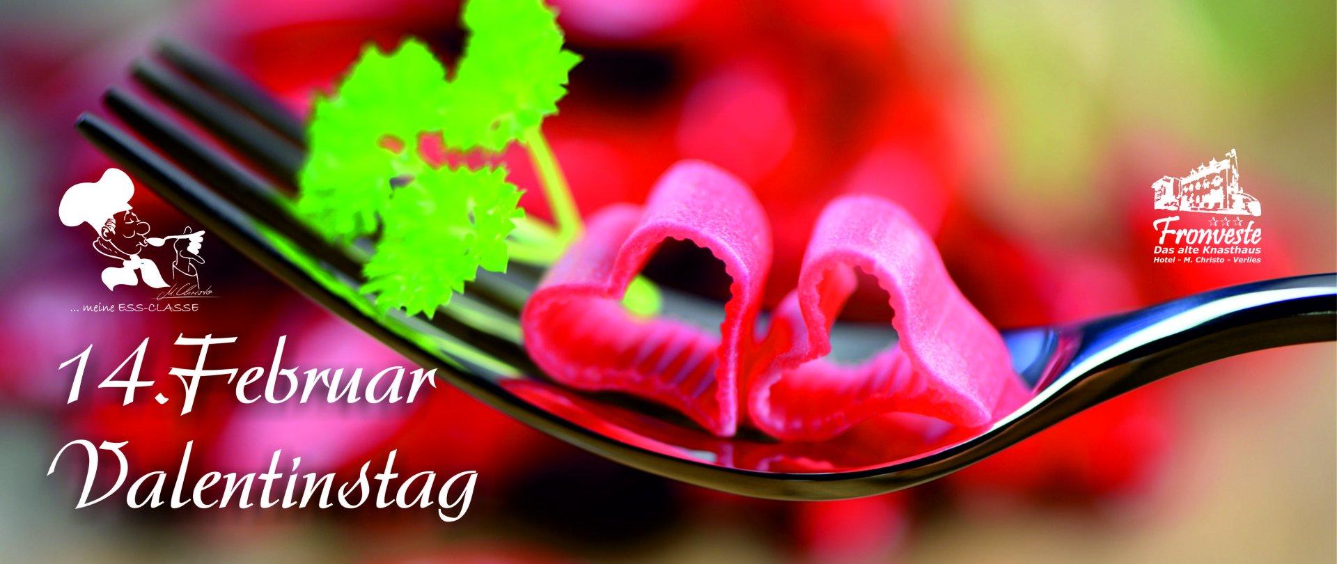 14. Februar ist Valentinstag