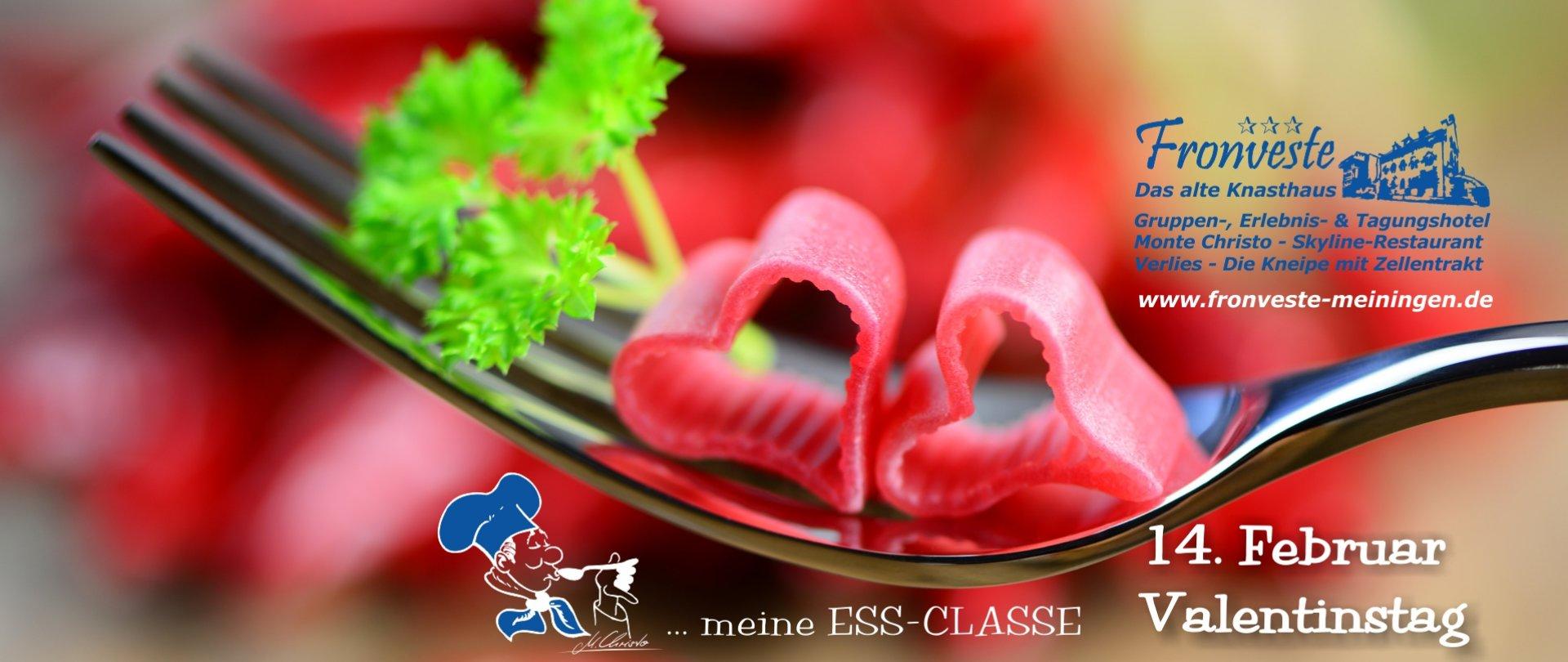 Valentinstag im Monte Christo