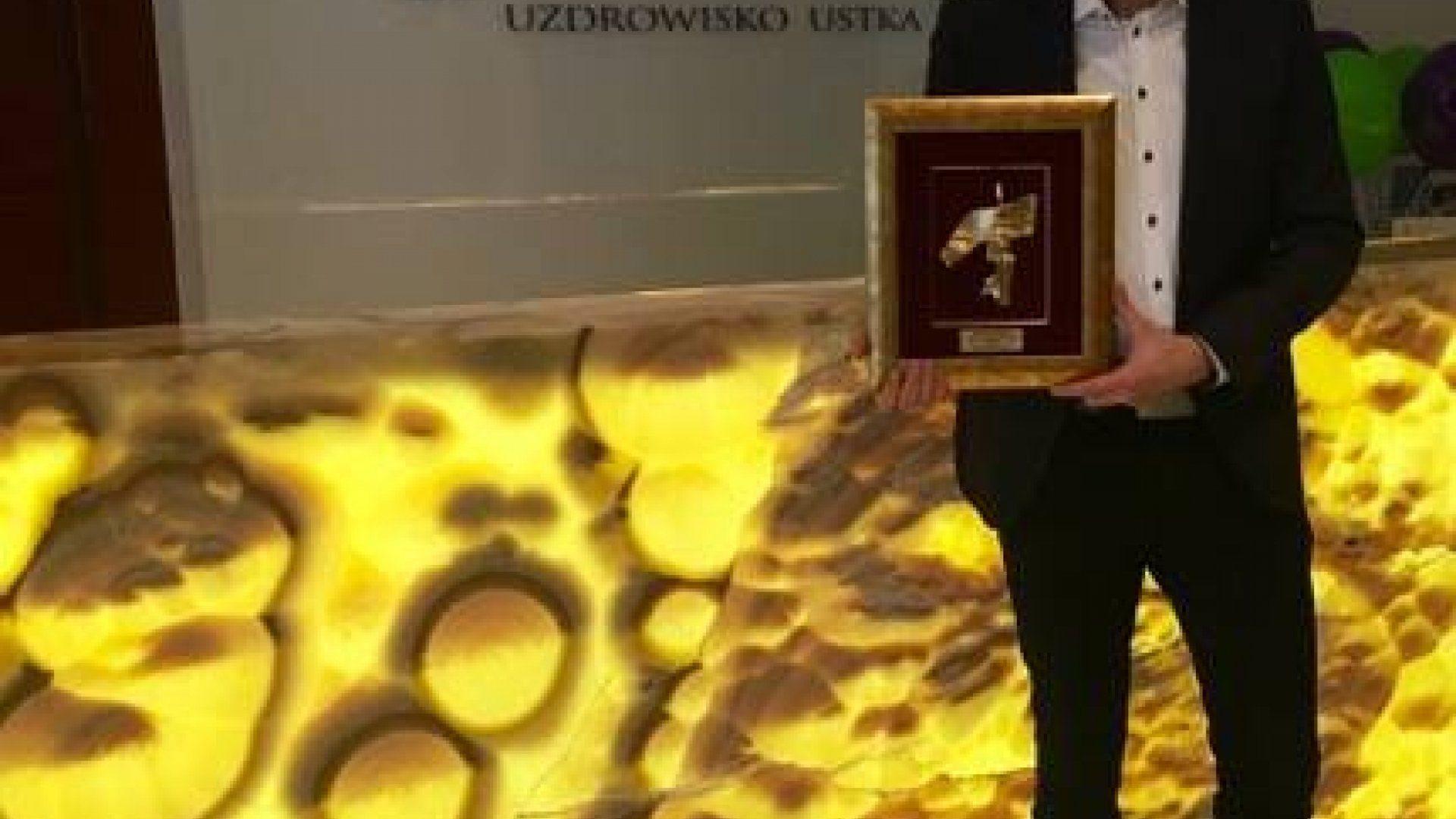 Prezes hotelu wygrywa plebiscyt na Osobowość Roku 2016