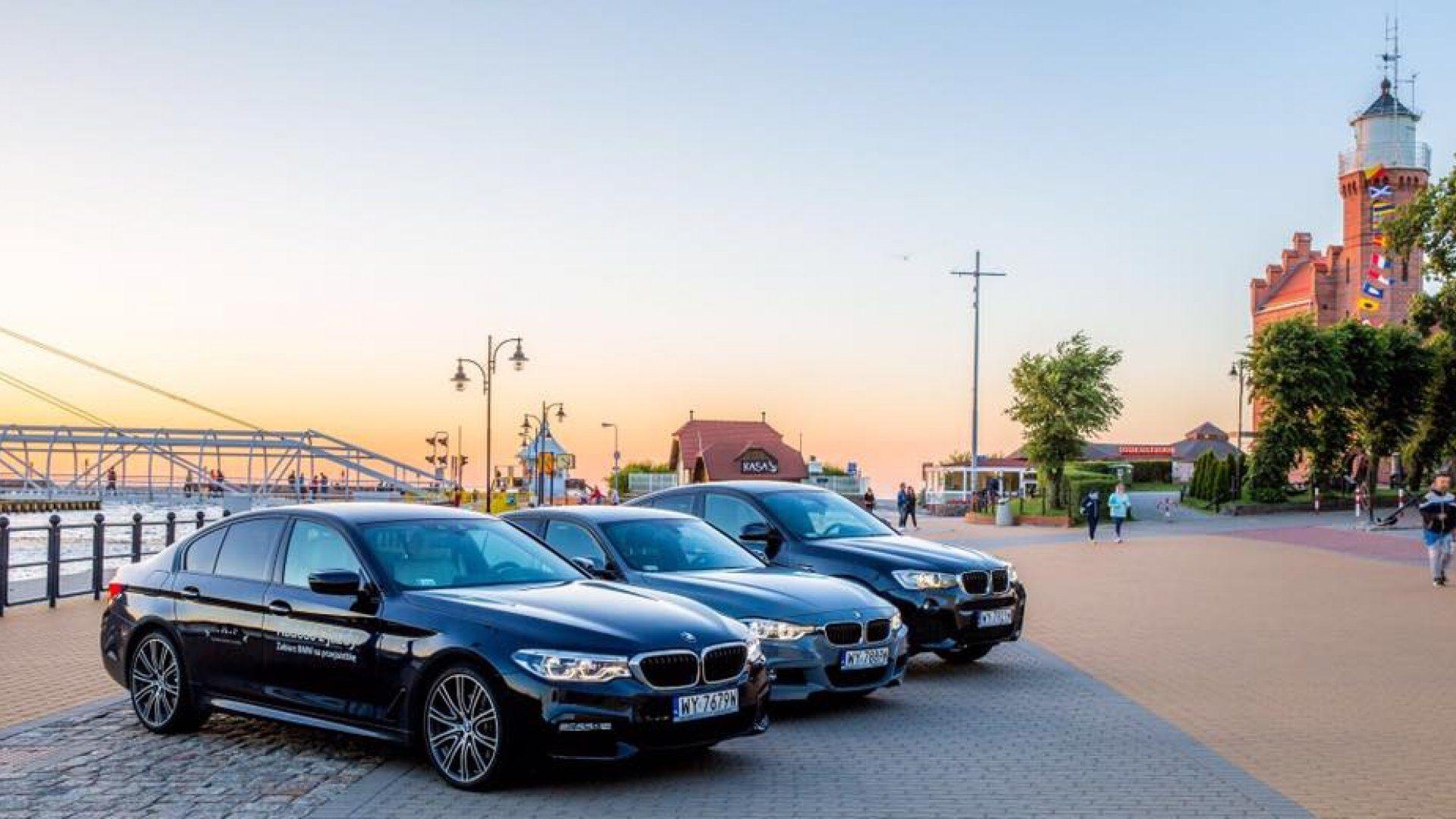 BMW na przejażdżkę dla Gości naszego hotelu!