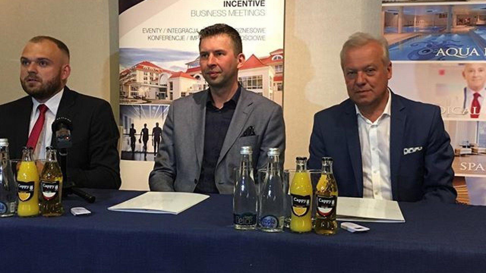 """Hotel Grand Lubicz zostaje oficjalnym sponsorem drużyny """"Czarni Słupsk"""""""