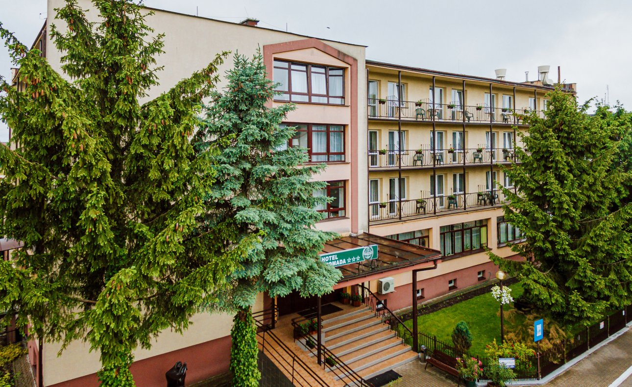 Hotel w Busku-Zdroju