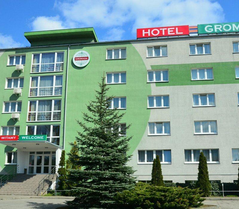 poznaj hotel