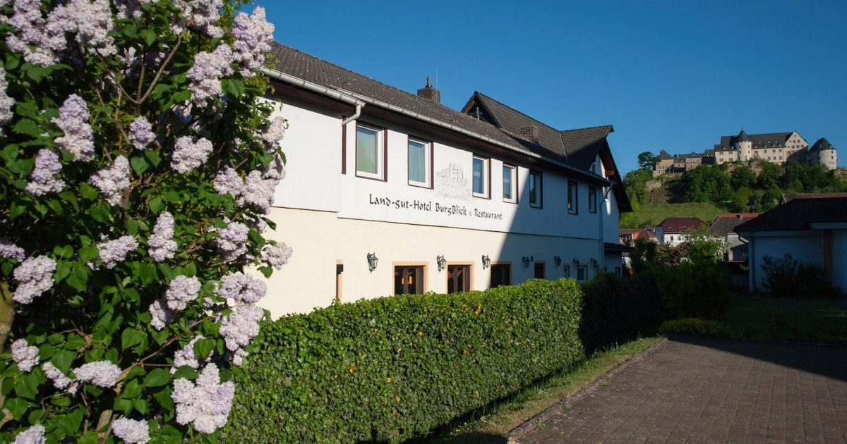 Land-gut-Hotel Burgblick