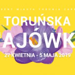 Majówka 2019 w Toruniu