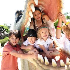 Park Miniatur, Dinolandia w Inwałdzie (50 km)