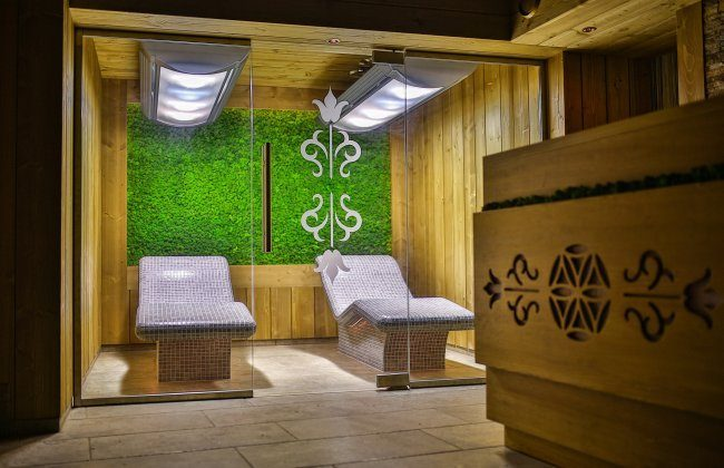 SPA & Wellness zone