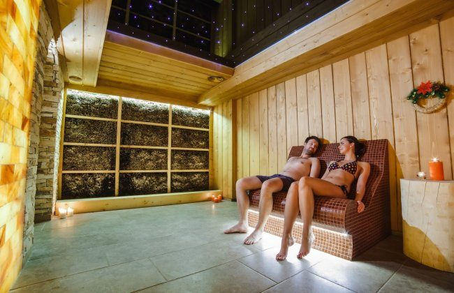 Complex of saunas