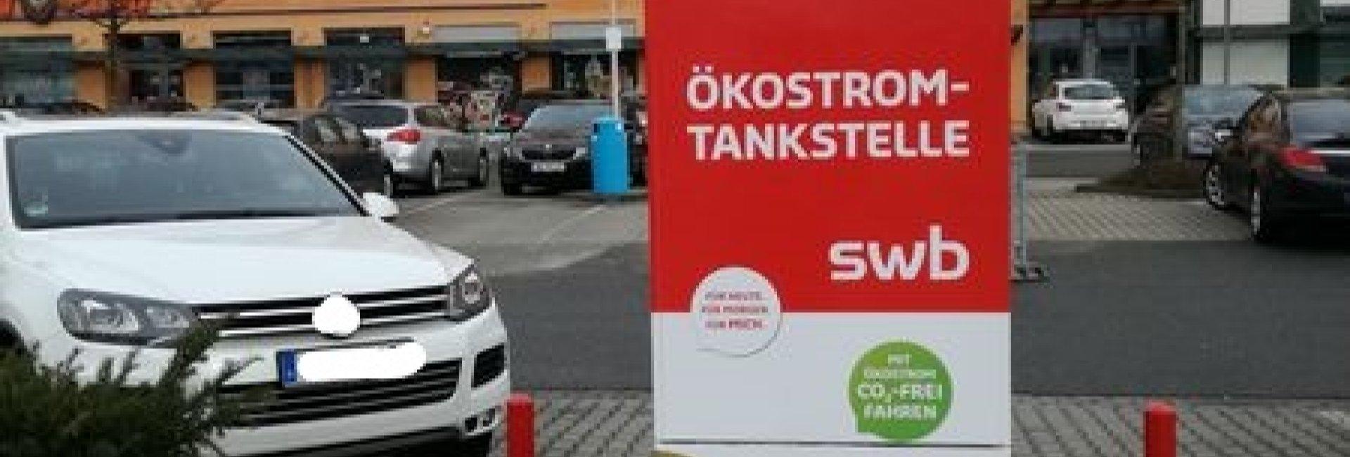 NordRaum - Stromtankstelle ist in Betrieb!