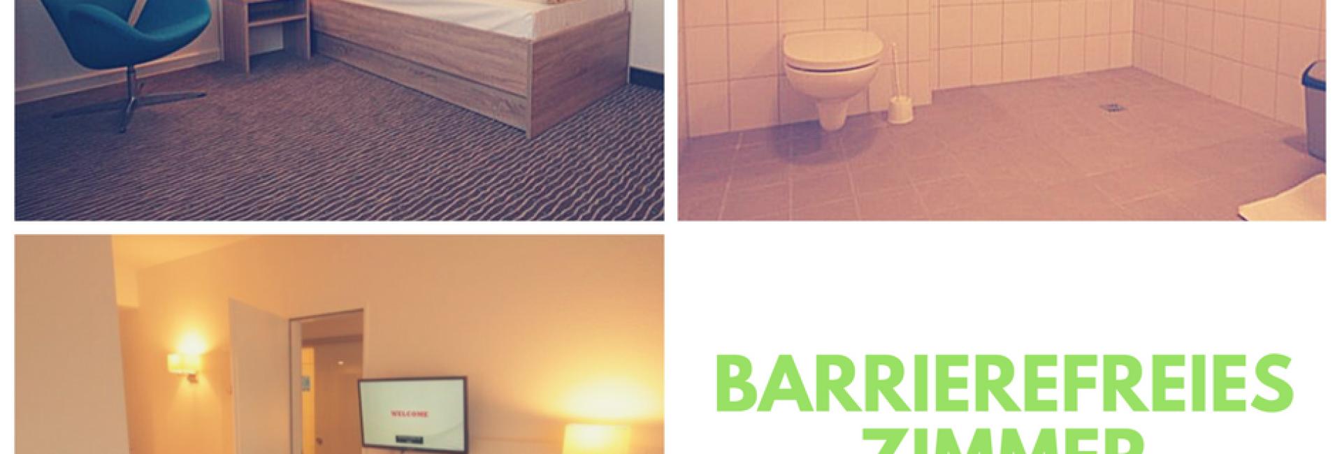 Barrierefrei urlauben im Hotel NordRaum