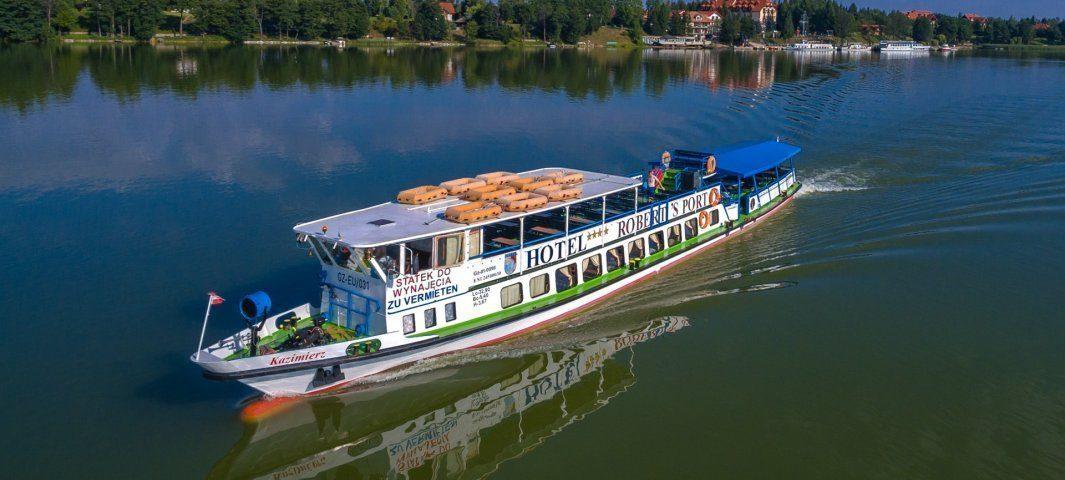 Statek Kazimierz