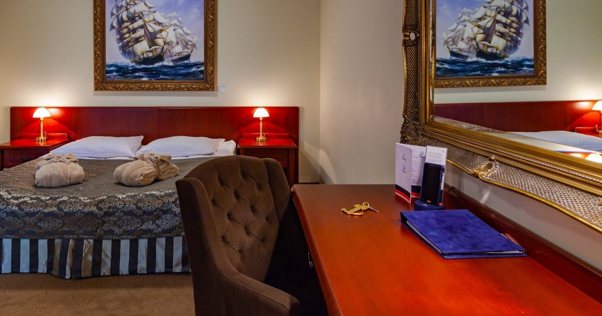 Hotel Robert's Port ****